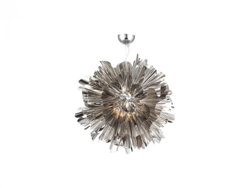 Chandeliers By Avenue Lighting BOWERY LANE Pendant Light in Chrome HF-1302-CH LED