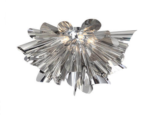 Ceiling Lights By Avenue Lighting BOWERY LANE Flushmount in Chrome HF-1303-CH LED