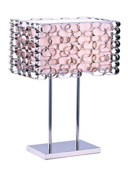 Lamps By Avenue Lighting VENTURA BLVD. TABLE LAMP HF1706-PN