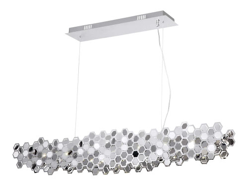 Chandeliers/Linear Suspension By Avenue Lighting LEXINGTON AVE. Down Light in Chrome HF-1711-CH