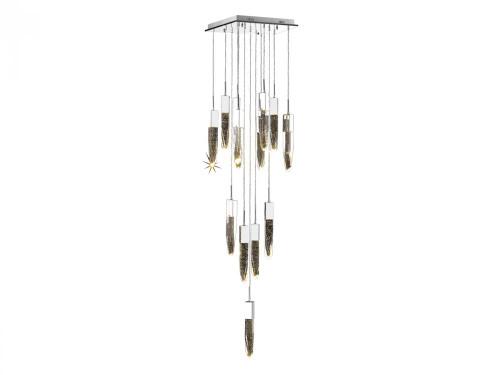 Chandeliers By Avenue Lighting ASPEN Pendant Light in Chrome HF1905-13-AP-CH
