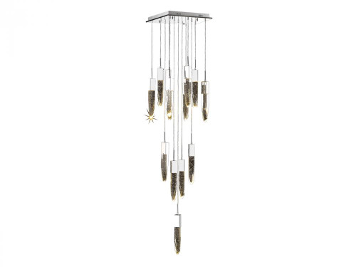 Chandeliers By Avenue Lighting ASPEN Pendant Light in Chrome HF1905-13-AP-CH