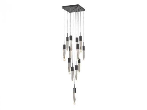 Chandeliers By Avenue Lighting ASPEN Pendant Light in Bronze HF1905-13-AP-DBZ