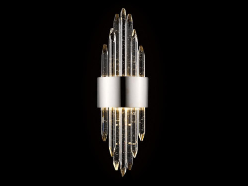 Wall Lights By Avenue Lighting ASPEN Sconce in Polished Nickel HF3017-PN