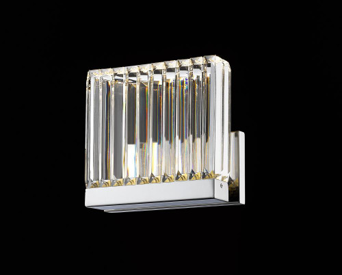 Wall Lights By Avenue Lighting BROADWAY Sconce in Polished Nickel HF4001-PN