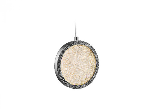 Chandeliers/Pendant Lights By Avenue Lighting BOTTEGA Pendant Light in Polished Nickel HF5018-PN