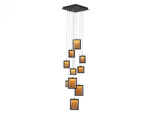 Chandeliers By Avenue Lighting BRENTWOOD Pendant Light in Bronze HF6010-DBZ