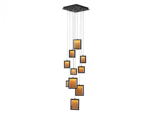 Chandeliers By Avenue Lighting BRENTWOOD Pendant Light in Bronze HF6010-DBZ