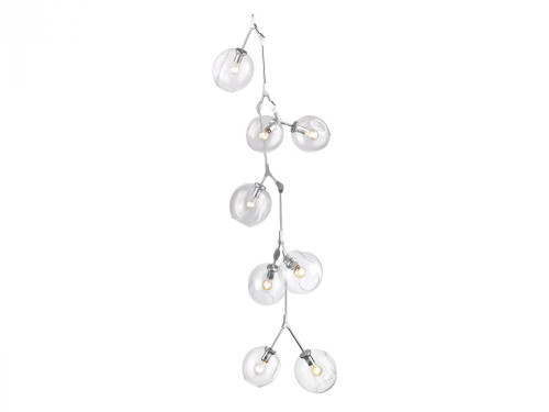 Chandeliers By Avenue Lighting FAIRFAX Other Chandeliers in Matte Chrome HF8080-CH