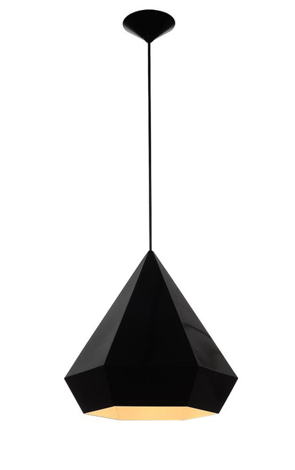 Chandeliers/Pendant Lights By Avenue Lighting DOHENY AVE. Modern in Black HF9115-BK