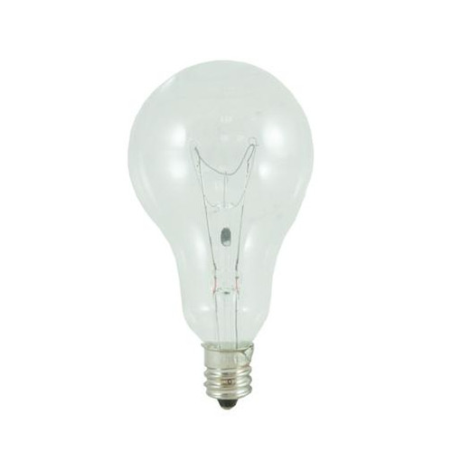Bulbs & Accessories By Bulbrite 60W A15 CLEAR E12 130V 104361