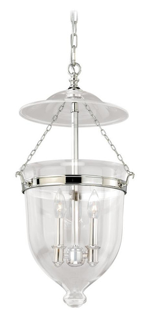 630 Series 3 Light Clear Pendant Light-P0119 by Vaxcel Lighting