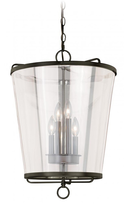 630 Series 4 Light Clear Pendant Light-P0118 by Vaxcel Lighting