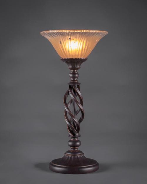 Elegante Dark Granite Table Lamp-63-DG-730 by Toltec