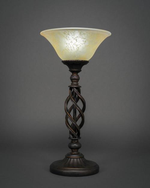 Elegante Dark Granite Table Lamp-63-DG-513 by Toltec