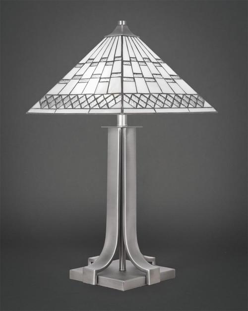 Apollo Graphite Table Lamp-577-GP-9107 by Toltec