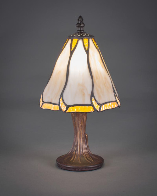Dark Granite Table Lamp-55-DG-9147 by Toltec