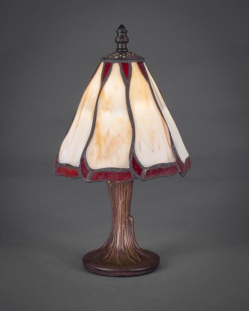 Dark Granite Table Lamp-55-DG-9167 by Toltec
