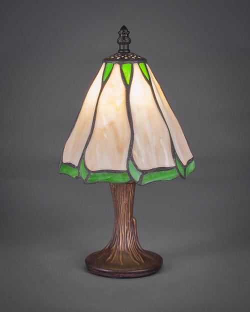Dark Granite Table Lamp-55-DG-9137 by Toltec