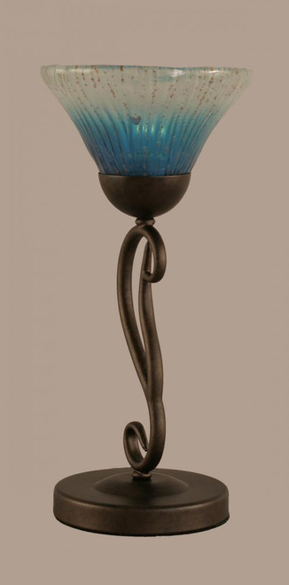 Olde Iron Bronze Table Lamp-44-BRZ-458 by Toltec