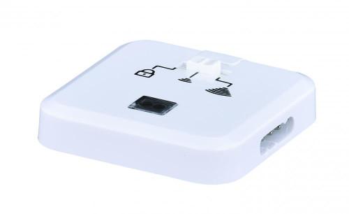 Instalux Slim Under Cabinet Sensor White-X0065 by Vaxcel