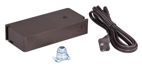 Instalux 48W Under Cabinet Power Supply Box Bronze-X0064 by Vaxcel