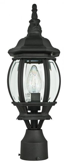 18-1/2 Inch C/Alum French Post Black-F7896-31 by Sunset