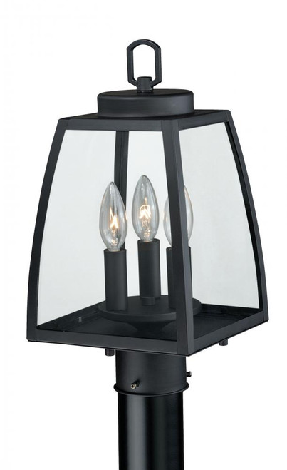 Granville 8 Inch Outdoor Post Light-T0210 by Vaxcel