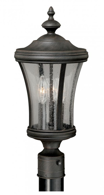 Hanover 9 Inch Post Light-T0149 by Vaxcel