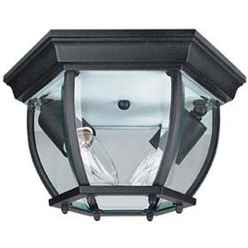 Curve Rubbed Bronze Outdoor Pendant Light-F7898-62 by Sunset Lighting