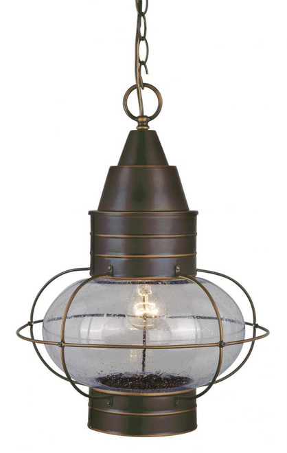 Chatham Burnished Bronze Outdoor Pendant Light-OD21836BBZ by Vaxcel Lighting