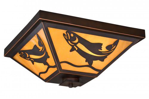 Missoula Burnished Bronze Outdoor Pendant Light-T0335 by Vaxcel Lighting