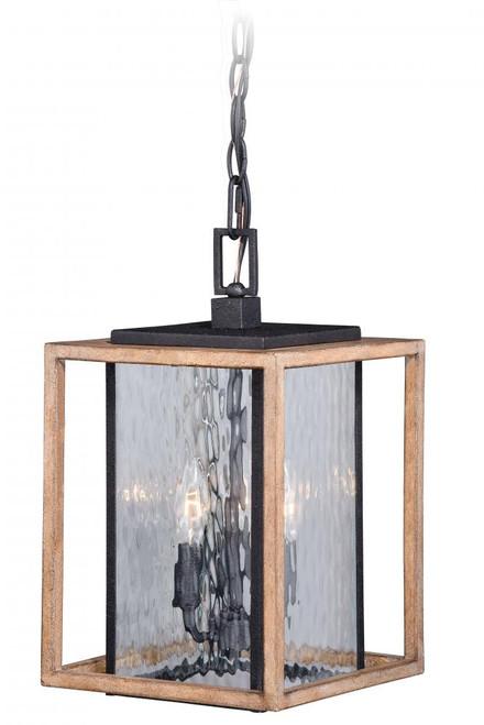 Modoc Bronze Outdoor Pendant Light-T0239 by Vaxcel Lighting