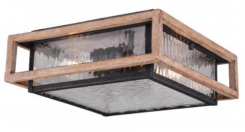 Modoc Bronze Outdoor Pendant Light-T0241 by Vaxcel Lighting