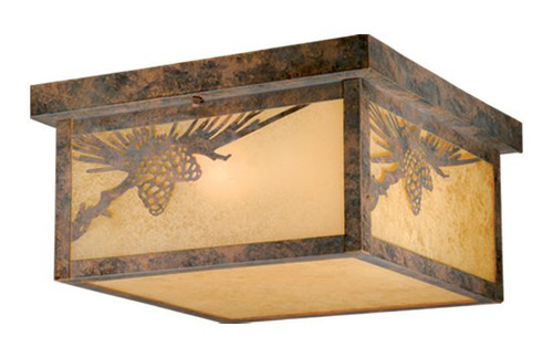 Whitebark Bronze Outdoor Pendant Light-OF50511OA by Vaxcel Lighting