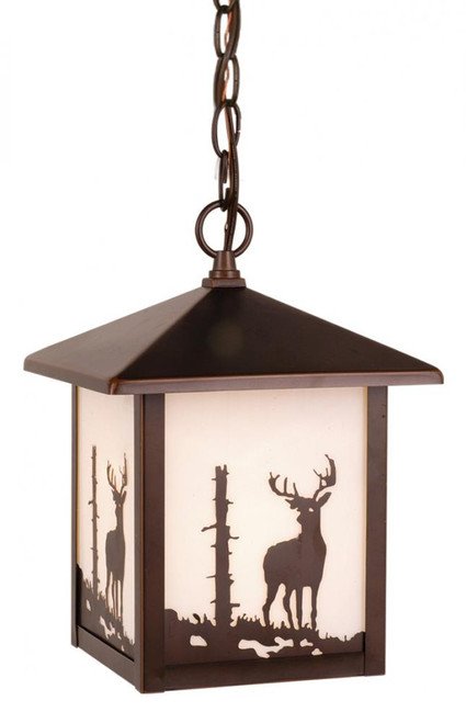 Bryce Burnished Bronze Outdoor Pendant Light-OD33586BBZ by Vaxcel Lighting