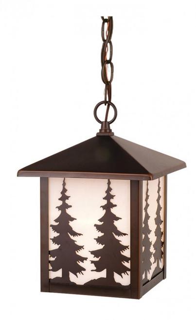 Yosemite Burnished Bronze Outdoor Pendant Light-OD33486BBZ by Vaxcel Lighting