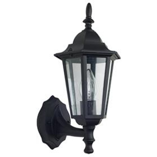 Cast Rubbed Bronze Outdoor Wall Light-F7800-62 by Sunset Lighting