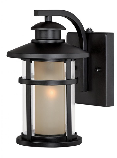 Cadiz Oil Rubbed Bronze Outdoor Wall Light-T0085 by Vaxcel Lighting