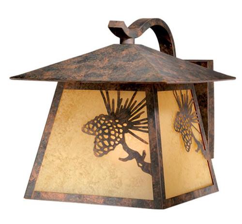 Whitebark Bronze Outdoor Wall Light-OW50513OA by Vaxcel Lighting