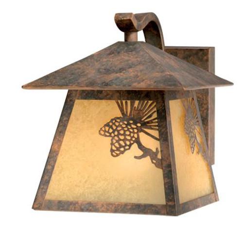 Whitebark Bronze Outdoor Wall Light-OW50573OA by Vaxcel Lighting