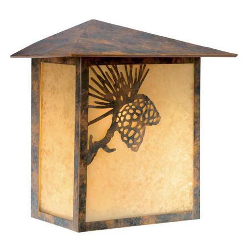 Whitebark Bronze Outdoor Wall Light-OW50518OA by Vaxcel Lighting