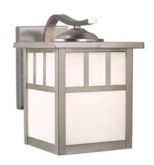 Mission Stainless Steel Outdoor Wall Light-OW14673ST by Vaxcel Lighting