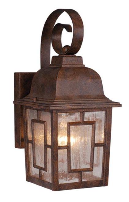 Vista Royal Bronze Outdoor Wall Light-OW37563RBZ by Vaxcel Lighting