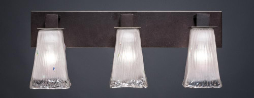 Apollo Dark Granite Bathroom Vanity Light-583-DG-631 by Toltec Lighting