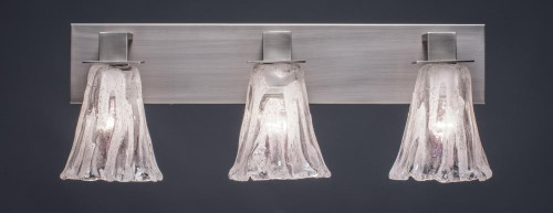 Apollo Graphite Bathroom Vanity Light-583-GP-729 by Toltec Lighting