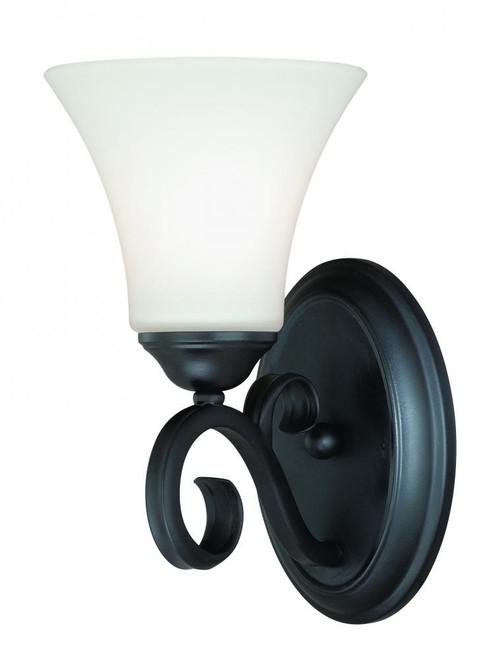 Belleville Oil Rubbed Bronze Bathroom Vanity Light-W0195 by Vaxcel Lighting