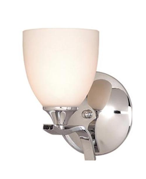 Avant Garde Chrome Bathroom Vanity Light-VL27601CH by Vaxcel Lighting