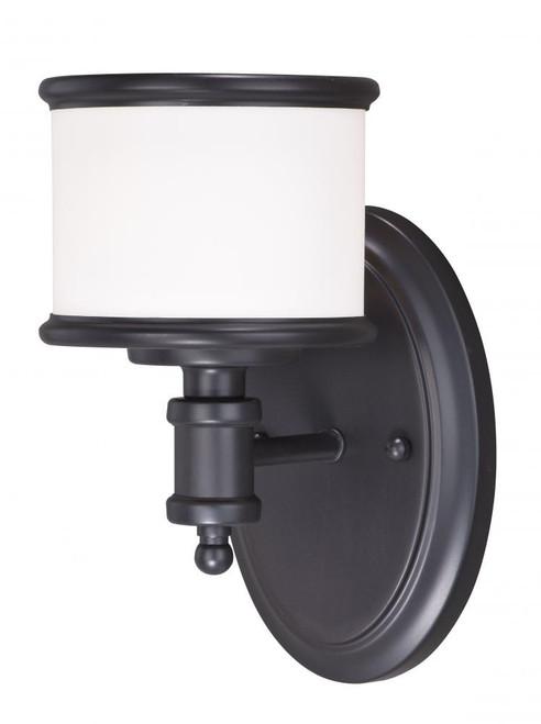 Carlisle Noble Bronze Bathroom Vanity Light-W0253 by Vaxcel Lighting