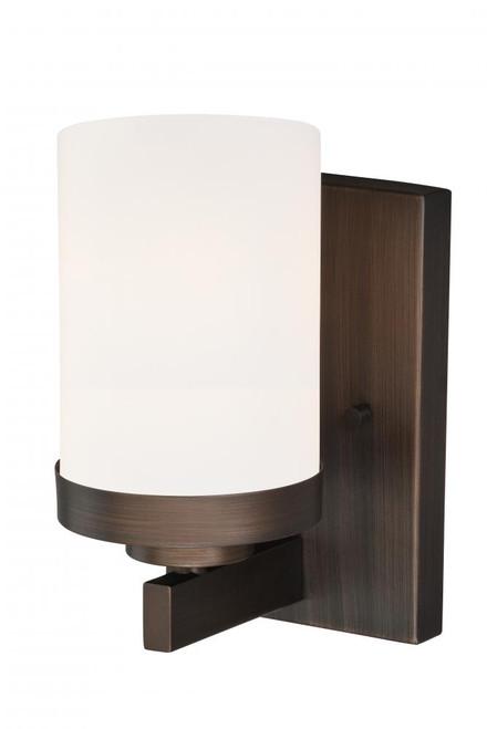 Sorin Architectural Bronze Bathroom Vanity Light-W0215 by Vaxcel Lighting